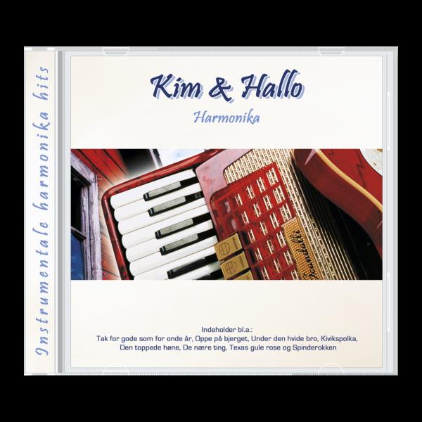 CD – Harmonika