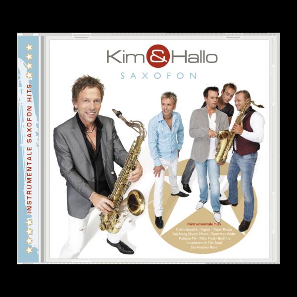 CD - Saxofon