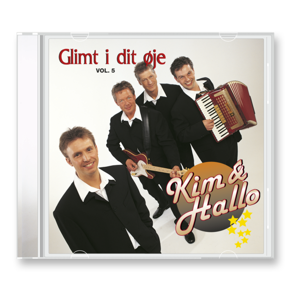 CD – Glimt i dit øje