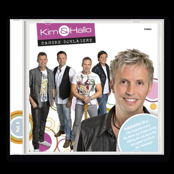 CD – Danske Schlägere